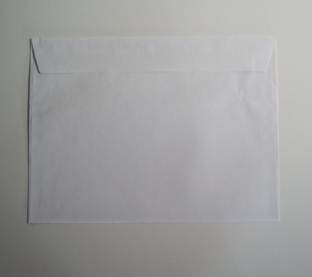 9 x 12 Booklet Envelope